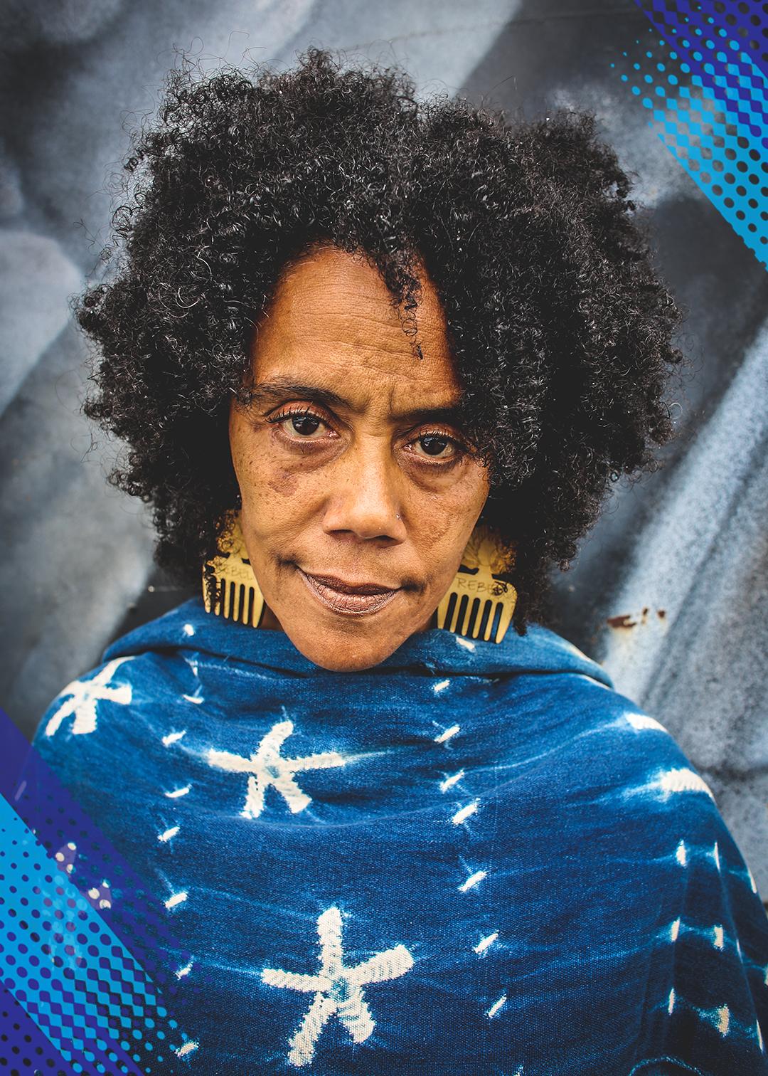 Amara Tabor Smith (Jean Melesaine, KQED)